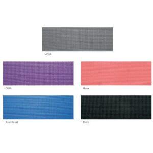 TAPETE PARA IOGA (PVC) – Tapetes personalizados fabricados 100% em PVC, portanto, mais ecológicos e antiderrapantes