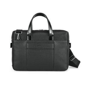 PASTA EXECUTIVA – clássica e sofisticada, que contém dois bolsos idealizados para proteger o seu notebook e seu tablet.