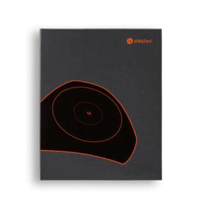 CARREGADOR WIRELESS – carregador wireless robusto, de design moderno em metal e acrílico.