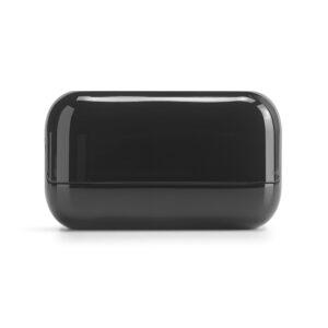 FONE DE OUVIDO WIRELESS – wireless em metal e ABS de design arrojado e distinto.