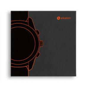 RELÓGIO DIGITAL – relógio inteligente moderno e sofisticado com detalhes que lhe atribuem um design intemporal