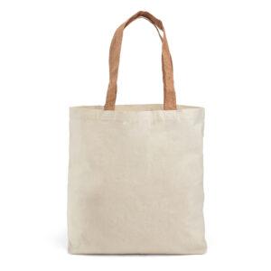 SACOLA – 100% algodão: 180 g/m². Com bolso interior.