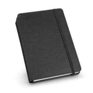CADERNO CAPA DURA – Caderno capa dura. C. Sintético. 96 folhas pautadas.