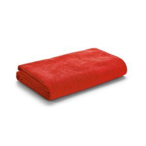 TOALHA DE PRAIA – Microfibra: 250 g/m². Fornecida com sacola em non-woven.