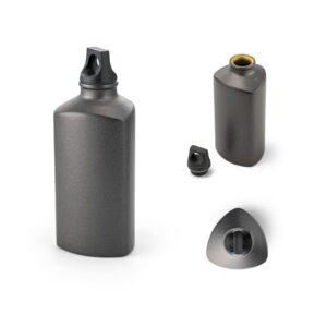 SQUEEZE – Squeeze alumínio com tampa em PP capacidade: 600ml.