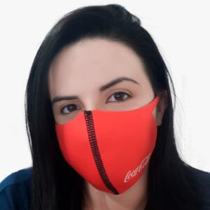 Máscara persolalizada