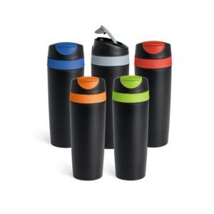 Copo para viagem em plástico