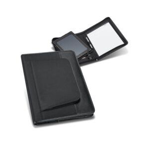 Pasta para tablet com bloco