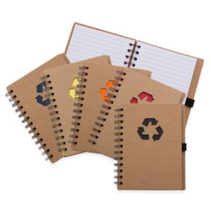 Bloco de anotações ecológicos
